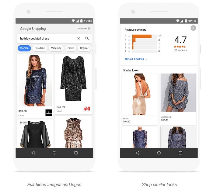 谷歌或很快在图片搜索中引入购物广告