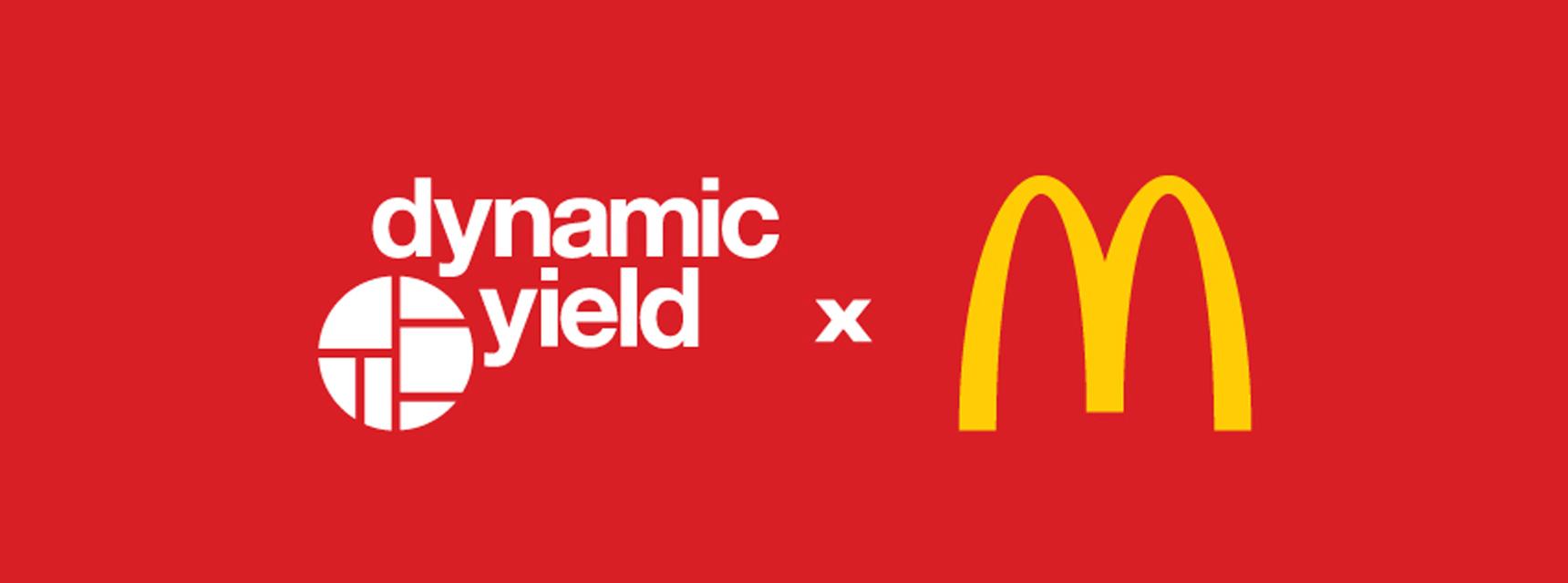 麦当劳宣布收购Dynamic Yield 以创建更加个性化的得来速