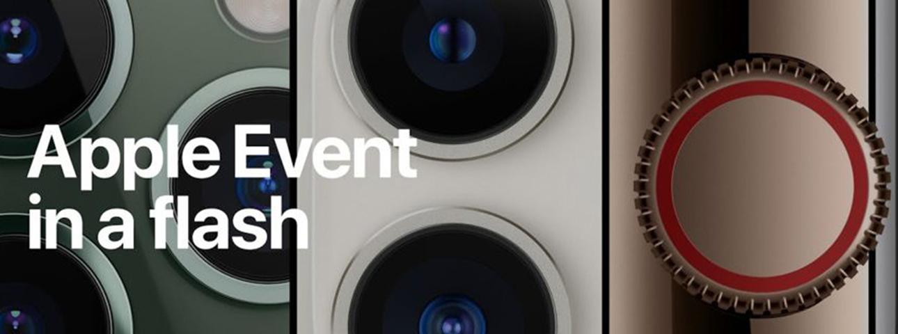 """苹果宣传视频隐藏彩蛋:用蓝屏界面宣告""""我们爱你"""""""